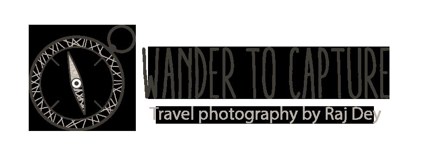 Wander to Capture
