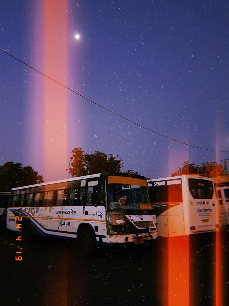 Rajasthan State Buses